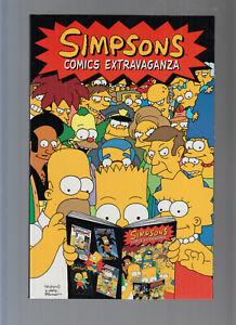 Simpsons Comics US paperback 6 various from No. 1 Extravaganza (0-1) - (0-1/1)