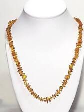 Markenlose Echtschmuck-Halsketten & -Anhänger für besondere Anlässe-Bernstein