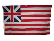 3x5 Grand Union Flag 3'x5' Banner Grommets Cambridge General Washington Nylon