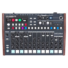 Arturia DrumBrute Pro-Grade Full Analog Drum Machine +Picks