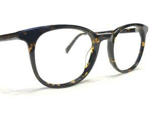 Warby Parker Durand 200 Women's Tortoise Modern Rx Eyeglasses Frames 50/20~145