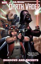 STAR WARS: DARTH VADER VOL #2 TPB SHADOWS & SECRETS Marvel Comics Coll #7-12 TP
