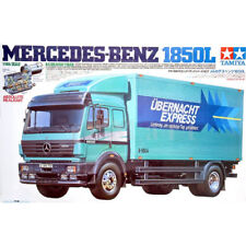 Tamiya 1:14 Trucks Mercedes Bens 1850L Delivery Truck EP RC Cars On Road #56307
