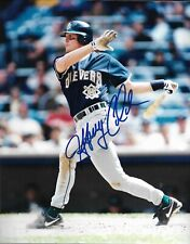 2 Cirillo, Jeff Brewers 8 x 10 w JSA COA  $9.99 each