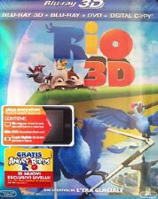 Rio (3D) (Blu-Ray + Blu-Ray 3D + DVD + Digital Copy) 20TH CENTURY FOX