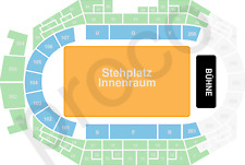 Twenty One Pilots Tickets - Stuttgart 24.02.2019 - Karten STEHPLÄTZE INNENRAUM