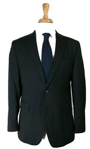 Lanificio F. Lli Cerruti Mens Blazer Size 38R Suit Jacket Grey Wool Tailored Fit