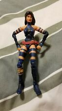 "Marvel Legends Mojo Series PSYLOCKE Loose 6"" Figure Toy Biz Toybiz X-Men 2005"