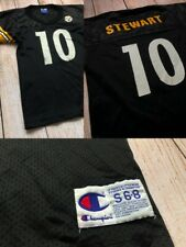 Vintage Champion Kordell Stewart Pittsburgh Steelers 10 Jersey Youth Small S Boy