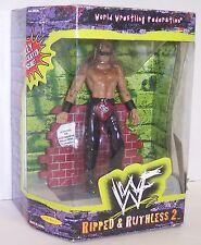 """New! '98 Jakk's WWF Ripped & Ruthless 2 """"Shawn Michaels"""" Action Figure WWE [910]"""