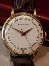 Elegante reloj Jaeger-LeCoultre oro 18k ,Vintage gold .750 watch ;cal p/450 4c