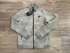 e3fbfe3f Nike Sportswear Tech Fleece Jacket GX 1.0 Carbon Heather Mens M $140  886172-091