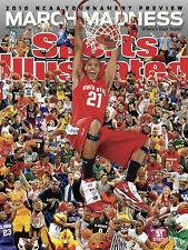 EVAN TURNER OHIO STATE BUCKEYES SPORTS ILLUSTRATED NO LABEL MARCH 22 2010