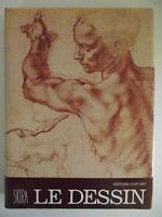 Aa.VV. Histoire D'un Art Le Dessin-EDIT.A.SKIRA 1979-PARI AL NUOVO-CARTONATO