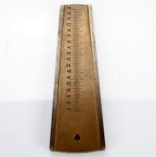 Uhrmacher - Werkzeug:  altes Mess-Gerät für Gläser-Durchmesser
