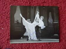 DAVID WALL + SHIRLEY GRAHAME - BALLET DANCERS -  AUTOGRAPHED PHOTO