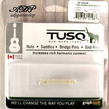 SILLET BASSE Graph Tech TUSQ PQ-1214-00 FENDER JAZZ J-BASS TUSQ Slotted Nut