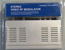 RF Modulator DVD Video Converter Adaptor