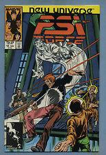 Psi-Force #13 1987 Marvel Comics New Universe