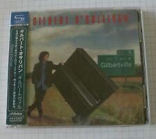 GILBERT O'SULLIVAN - Gilbertville JAPAN SHM CD NEU! VICP-70175