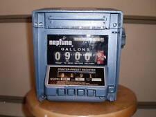 Neptune Meter Register Model 834 5 Warranty Oil Gas Bio Diesel Petroleum Fuel