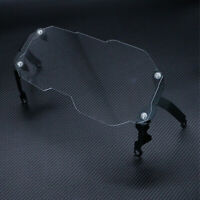 Transparent Headlight Protector Guard Cover for BMW R 1200 GS Adventure 13 - 18