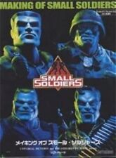 How To Make Anime Book / Making Of Small Soldiers w/CD