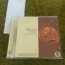 MOZART CD, SYMPHONY NO.40/ SYMPHONY NO.41 OVERTURE, THE MARRIAGE OF FIGARO CD