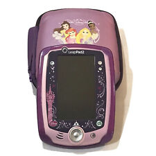 LeapFrog LeapPad 2 Disney Princess Edition Learning Tablet With Carrying Case