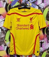 Liverpool FC 2014 2015 Football Shirt Soccer Jersey Training Top Mens Size S