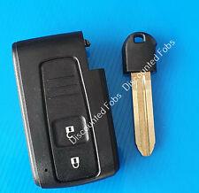 For Toyota Prius Corolla Verso Smart 2 Button Remote Key Fob Case  for Repair