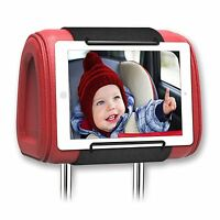 Car Headrest Mount Holder for All 7 to 10 Inch Universal Tablets iPad & iPad Air