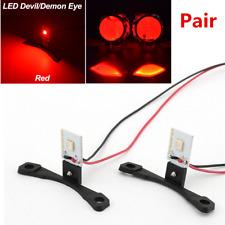 Chips LED Devil Demon Red Eye Module For Projector Lens Headlights Retrofit