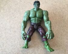 Marvel Legends Incredible Hulk 7? Action Figure and Comic Series 1 Toy Biz