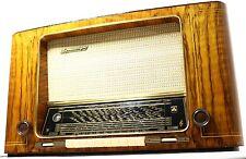 Grundig 5010 Röhrenradio   tube Radio 3DS