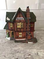 "Dept 56 Dickens Village Series ""Browning Cottage"" #5824-6"