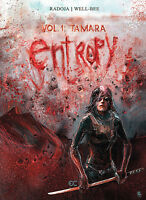 Entropy Vol. 1: Tamara (2014 Paperback), graphic novel, Radoja, Well-Bee