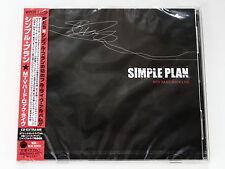 SIMPLE PLAN MTV Hard Rock Live+1 WPCR-12188 JAPAN CD w/OBI 033a59