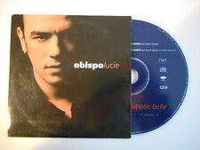 PASCAL OBISPO : LUCIE [ CD SINGLE PORT GRATUIT ]