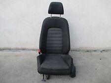 Fahrersitz Sportsitz Sitz VW Passat 3C Ausstattung Stoff schwarz Sitzheizung