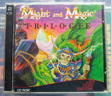 Might and Magic 3,4,5 Trilogie pour PC MS Dos Rétro
