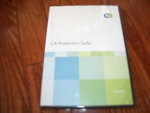 CA Business Protection Suite r2, New & Sealed