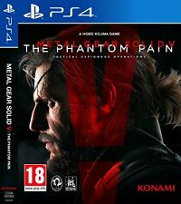 JUEGO PS4 METAL GEAR SOLID V: THE PHANTOM PAIN PS4 5971248