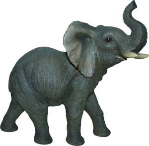 BRAND NEW ELEPHANT TRUNK GARDEN ORNAMENT
