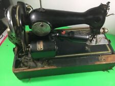 Vintage Precision Built  Sewing Machine Bambergers Made In Japan