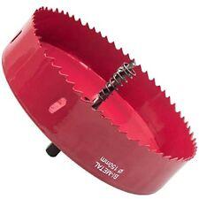 Acrux7 Cornhole Boards Hole Saw Blade, 6in Corn Hole Drilling Cutter for Corn...