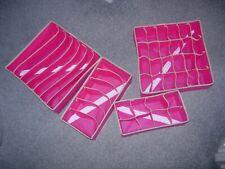4X Bra Underwear Socks Ties Drawer Storage Organizer Boxes Closet Divider Tidy