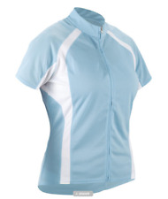 Cannondale Cycling Womens Classic Jersey Light Blue Small S