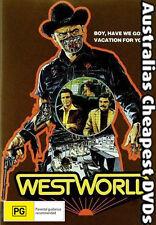 West World DVD NEW, FREE POSTAGE WITHIN AUSTRALIA REGION ALL