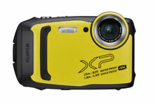 FUJIFILM Finepix XP140 with 4K & WiFi, Water-Proof, Shock-Proof Rugged Outdoor